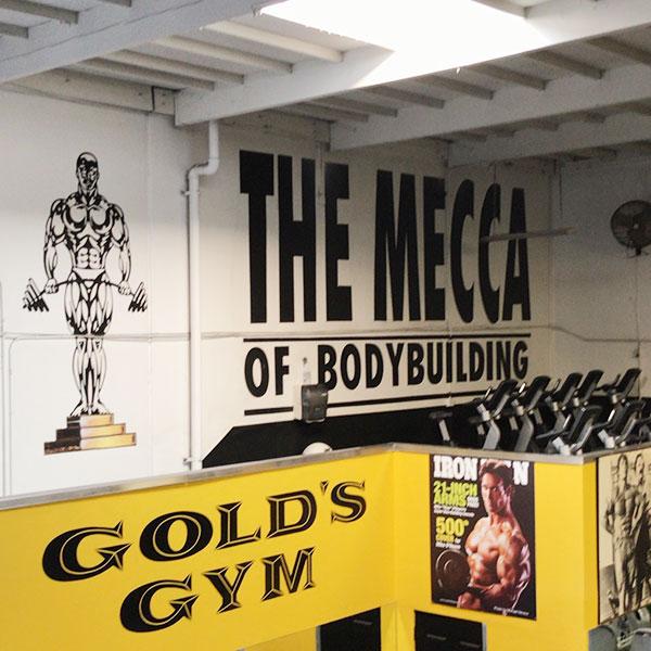 gold gym 様 本店