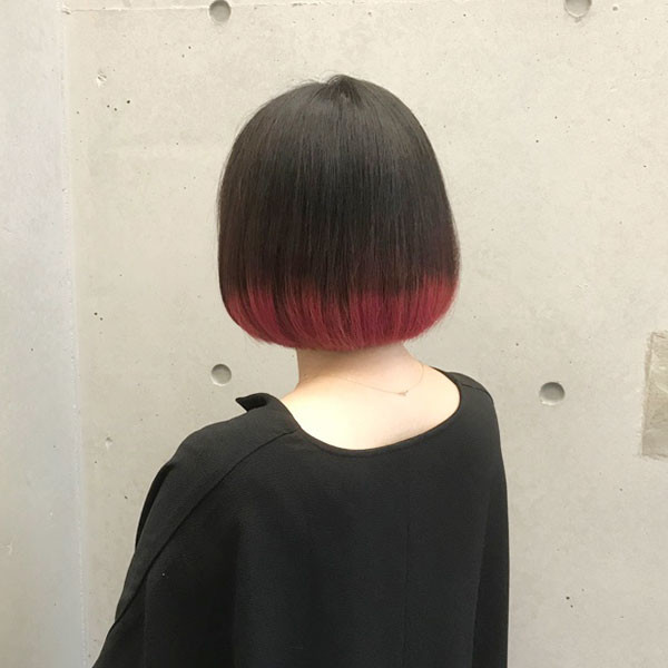 ヘアカラー ~ Hair color ~